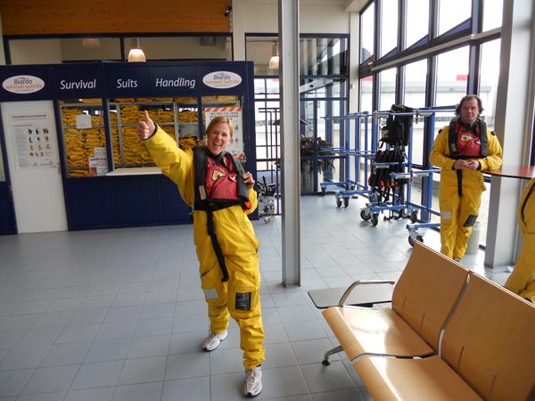 Workshop op de Noordzee: Enerjoy vliegt!
