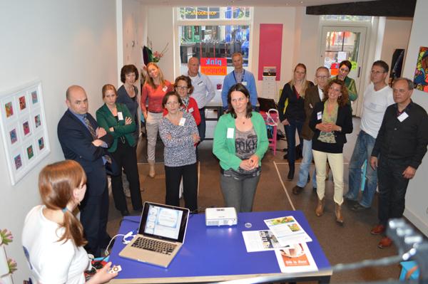 Quiz over gezond eten op het werk tijdens P&O netwerk bijeenkomst Zwolle - Enerjoy