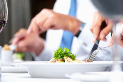 Tijd voor een gezonde lunchpauze