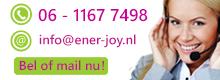 Neem contact op met Enerjoy - gezond eten op het werk