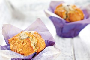 Gezonde traktaties op het werk: Appelmuffin met kaas - Enerjoy