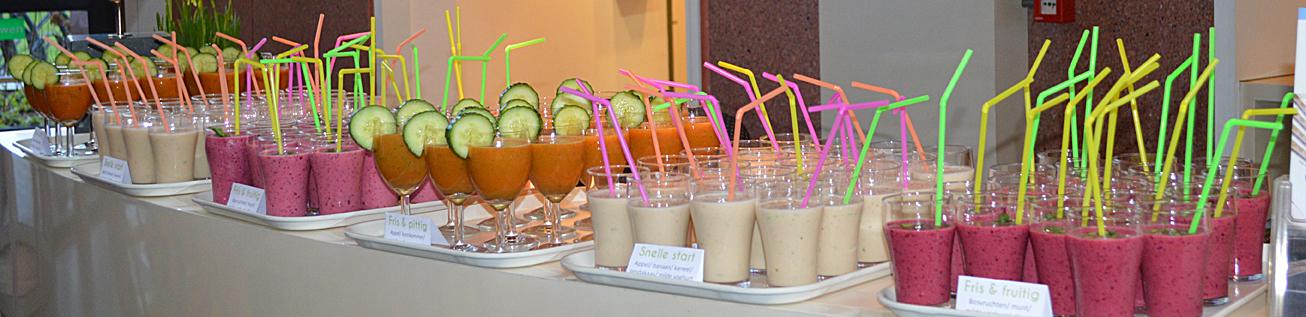 Workshop gezonde smoothies en alcoholvrije cocktails op het werk | Enerjoy