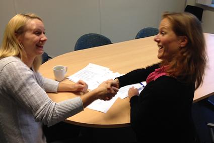 Nieuwe collega: Lia Dekker