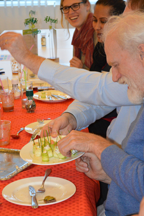 Gezondheidsdag stimuleert gezond eten