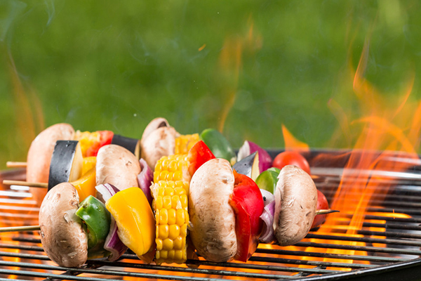 Vegetarische barbecue | Enerjoy