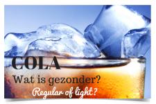 Cola - wat is gezond - Enerjoy