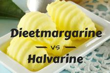 Dieetmargarine vs halvarine - Enerjoy