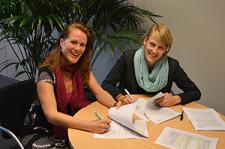Nieuwe collega Myrna Vreede - Enerjoy