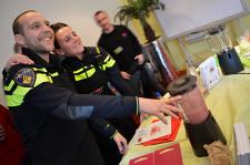 Gezonde smoothies maken voor Politiebond Amsterdam 1 Enerjoy