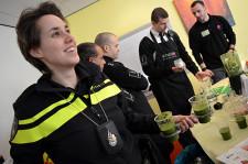 Gezonde smoothies maken voor Politiebond Amsterdam 2 Enerjoy