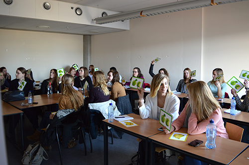 Eetgedrag beïnvloedt kans op bedrijfsongeval: gastles op Hogeschool