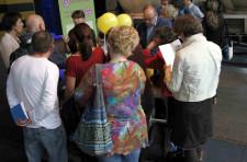 Bioritme en voeding Presentatie Enerjoy op FNV festival voor de nacht