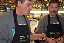 Veilig werken & gezond eten in de fabriekshal - Enerjoy