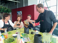 Workshop Gezond eten in de nacht smoothies - Enerjoy