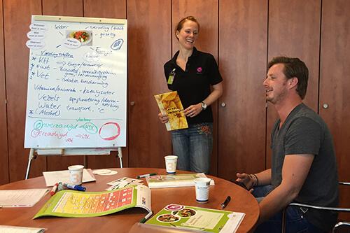Workshop gezonde voeding 2 - Enerjoy